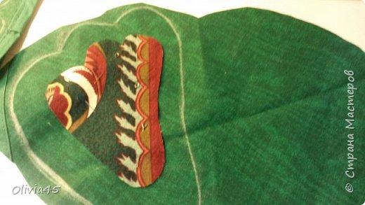 Мастер-класс Поделка изделие Рисование и живопись Шитьё Принцессы курятника  пакетницы небольшой МК Краска Кружево Пуговицы Ткань фото 18