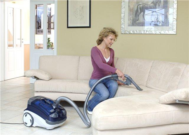 Идеальная чистка мебели в домашних условиях
