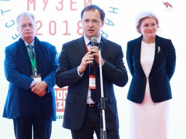 Мединский назвал «культурным мазохизмом» поддержку антироссийских проектов