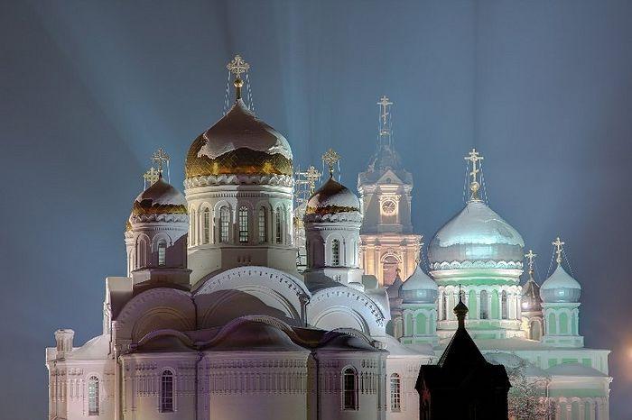 Дивеево. Сокрытая столица Святой Руси