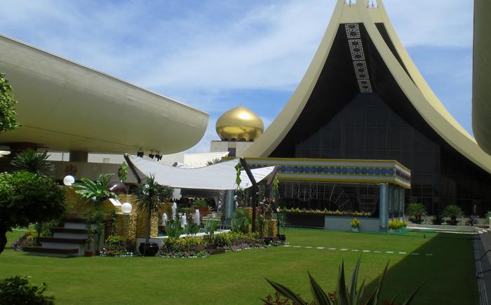 Истана Нурул Иман, Бруней