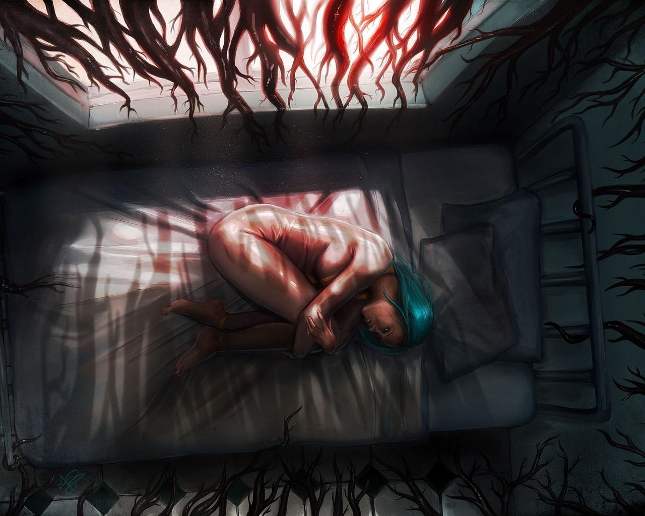 Ночные ужасы. Несколько расс…