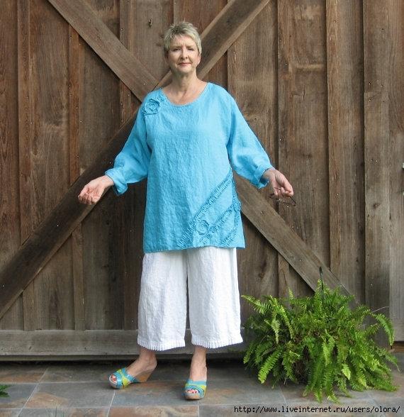 Вязание для женщин кому за 50