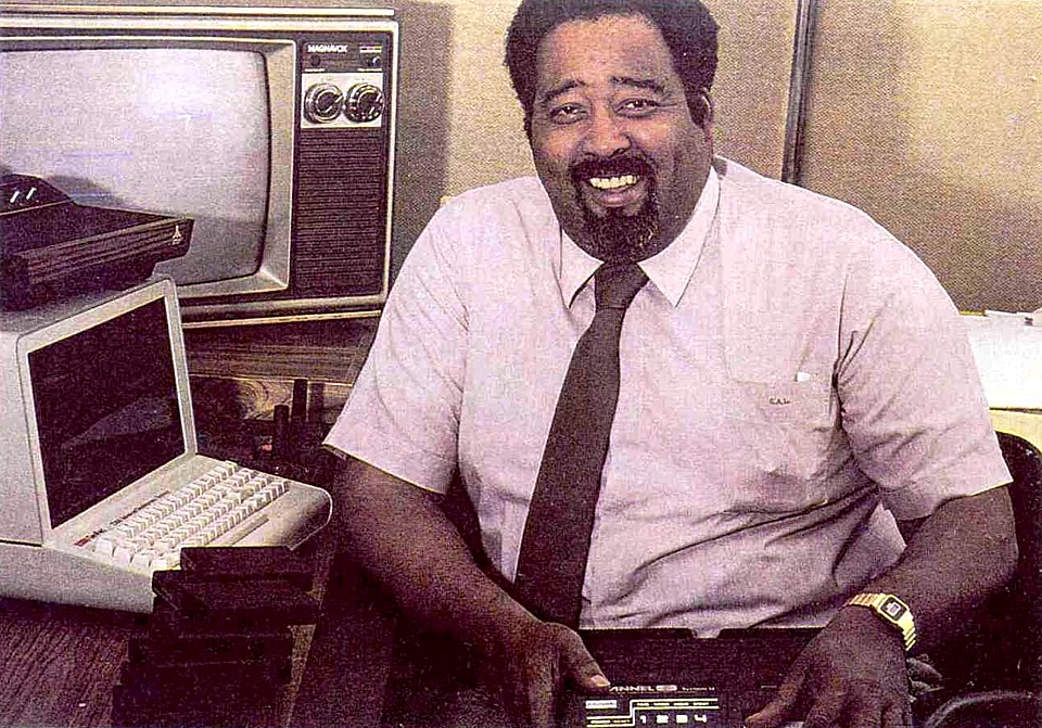 man who invented video games Today we take a look at the life and work of jerry lawson games like pong were but the idea of a 6-foot-6-inch black man working as an engineer.