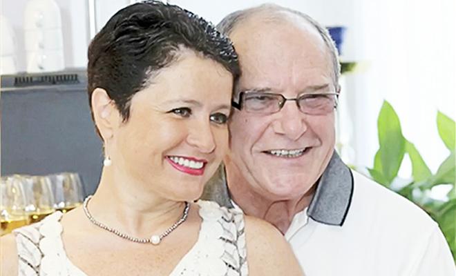 Это официально: Эммануил Виторган и Ирина Млодик стали родителями