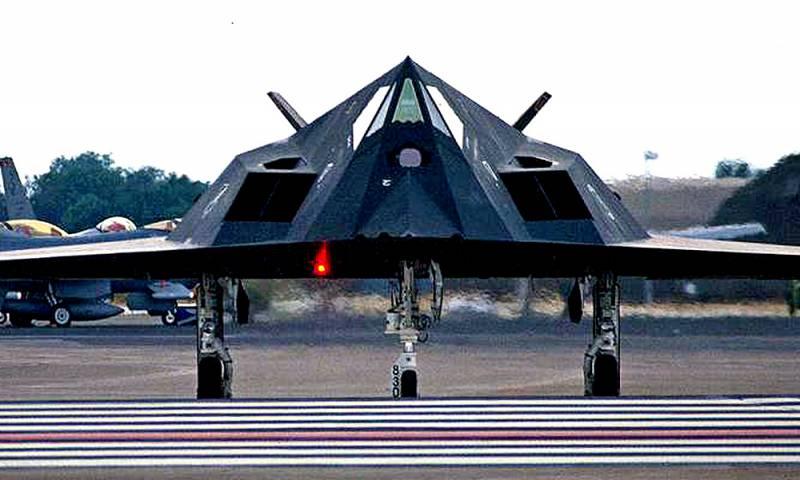Ударный «стелс» F-117: триум…
