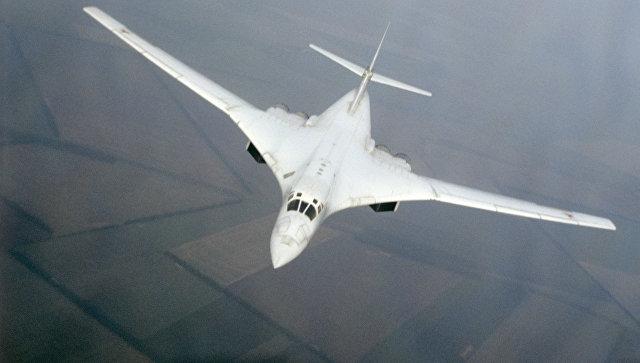 Настало время использовать самолет Ту-160 по назначению