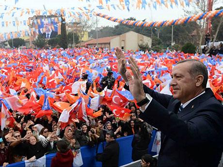 Александр Виноградов: «До каких пределов готова идти в своем исламистском реваншизме Турция?»