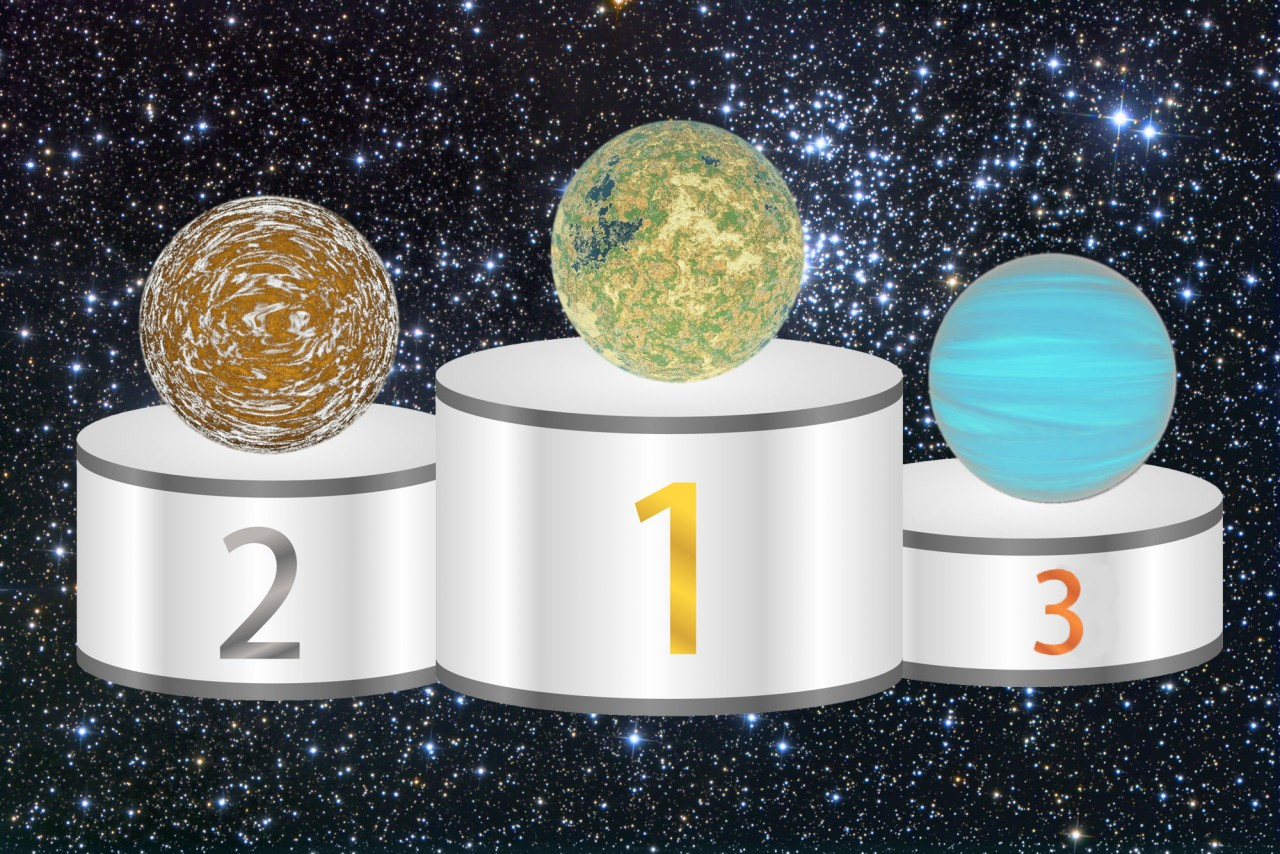 Астрономы составили новый индекс обитаемости для экзопланет