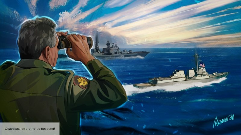 Следующая провокация – в Черном море: эксперт оценил маневр эсминца США вблизи базы РФ