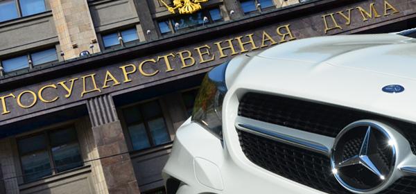 На чём ездят Путин и российская политэлита
