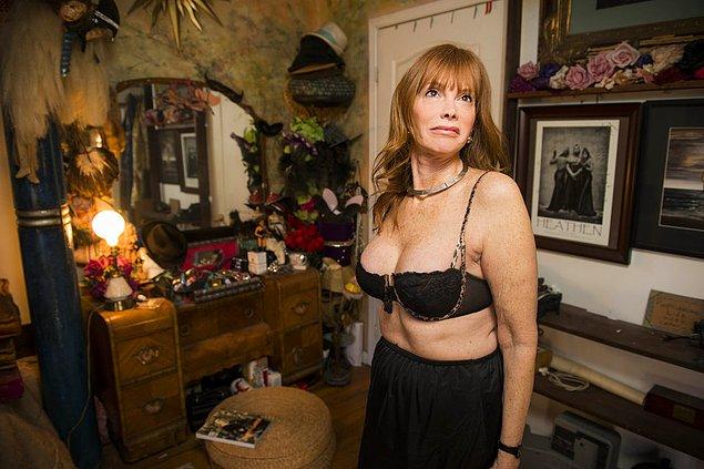 """Барбара Рэбин, 67 - """"Я чувствую себя сильной. А сила - это сексуально"""""""