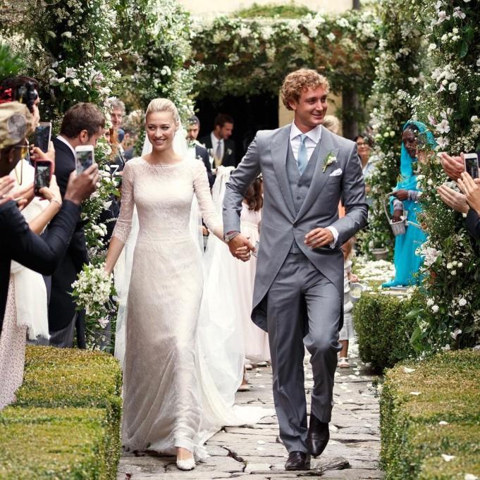 Королевская свадьба как из сказки — невеста поменяла 6 свадебных платьев!