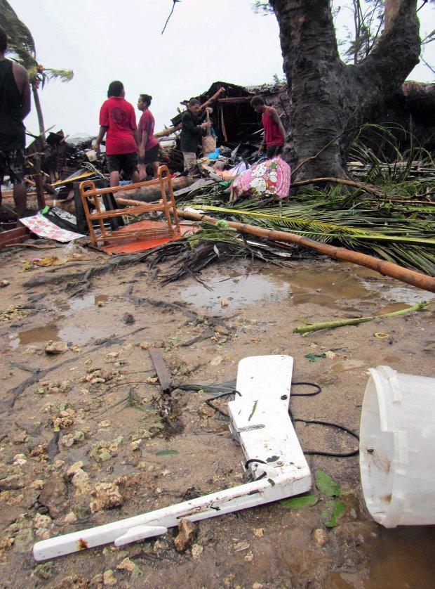 Циклон Пэм ударил по Вануату-10