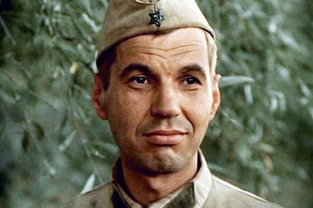 От зэка до рядового советской армии. 5 ярких ролей Георгия Буркова