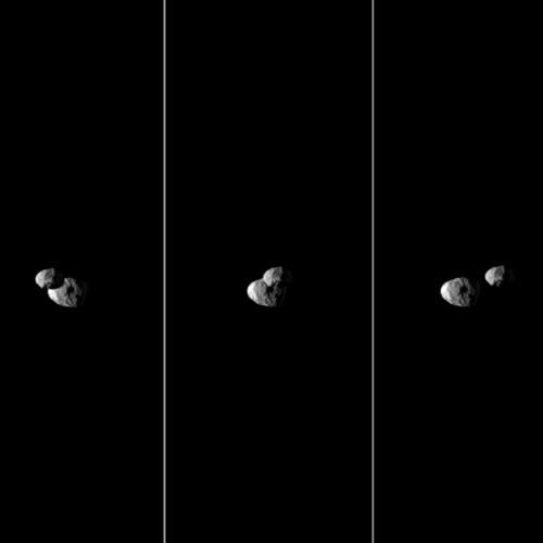 Десятка самых необычных спутников Земли