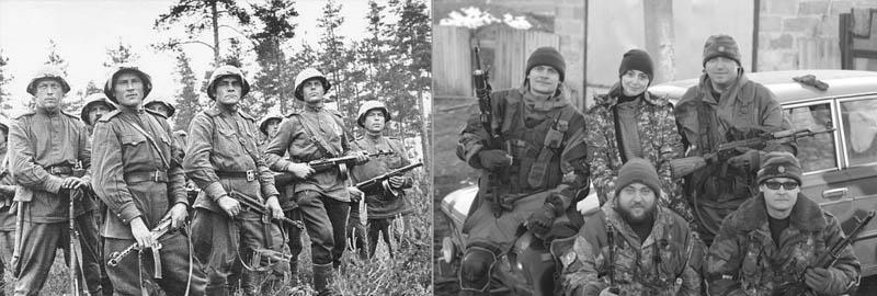 Война против России, которая никогда не кончалась