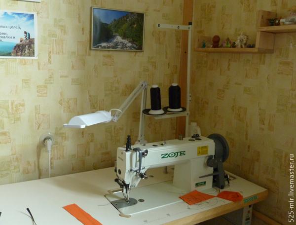 Как наладить строчку в швейной машинке?