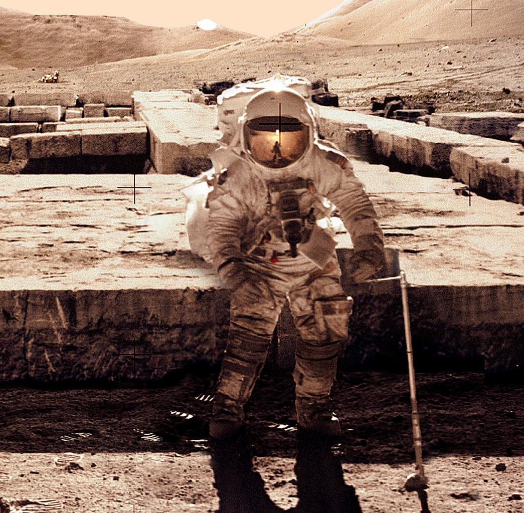 На Марсе обнаружили вход в секретные бункеры инопланетян