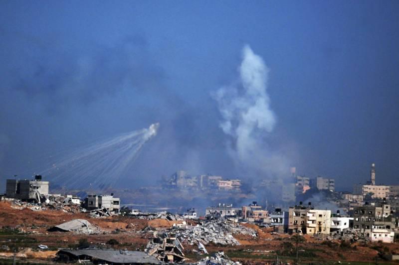 """Странности в сообщениях о перехвате ракеты ХАМАС """"Железным куполом"""" Израиля"""