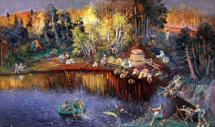 художник Сергей Евгеньевич Сочивко картины – 03