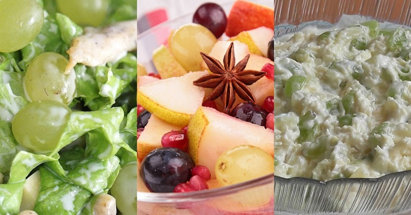 рецепты салатов из простых ингредиентов
