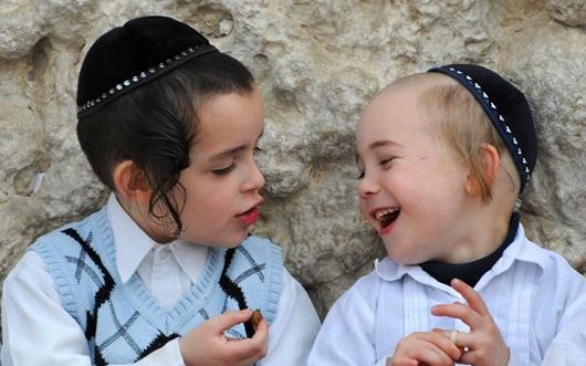 Почему среди еврейских детей…