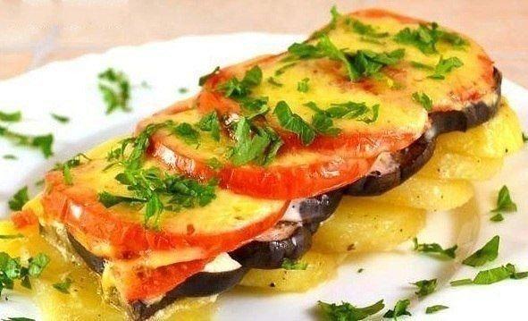 Нежное и ароматное блюдо из сезонных овощей