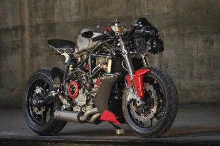 Фантастический Ducati 749 - Фото 1