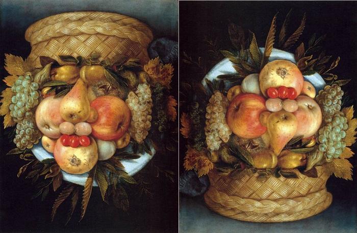 Картины, на которые нужны взглянуть дважды: оптические иллюзии