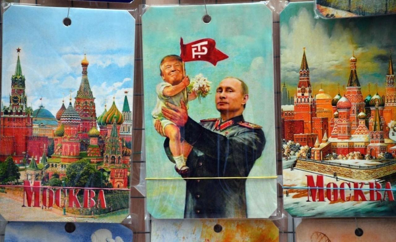 The Washington Post: Трамп хочет быть другом Путина. У Путина нет друзей