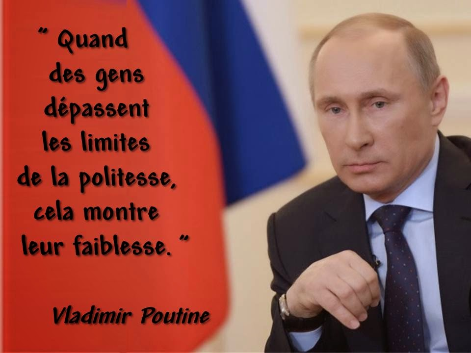 Poutine citation