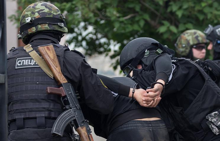 ФСБ задержала выходцев из Центральной Азии, готовивших теракты 1 сентября