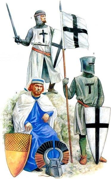 Тевтонские рыцари