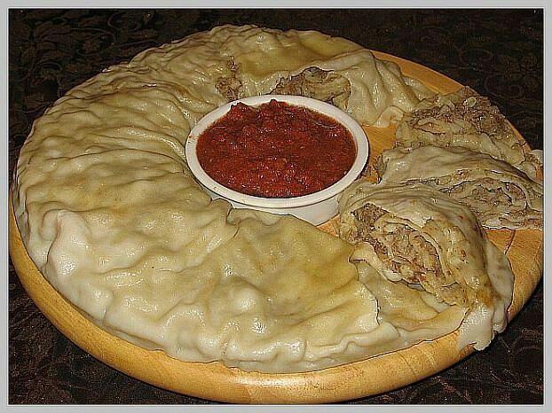 Ханум - простой рецепт и обалденный вкус