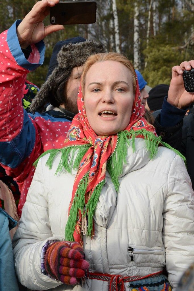Бакшевская масляница-2015