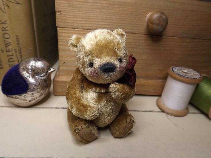 Элвин, миниатюра медведь Барни медведей