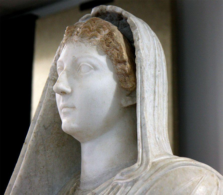 Путь женщины в Древнем Риме …
