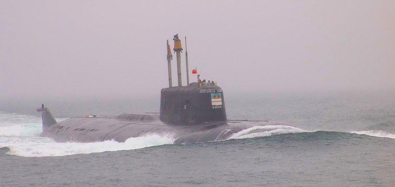подводная лодка типа гранит