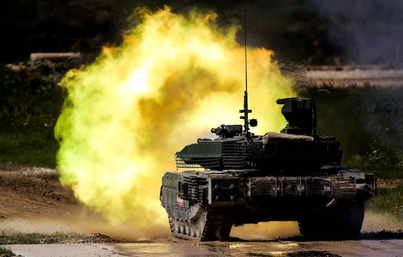 Спорный паритет: выстоят ли новейшие Т-90М в схватке с «Абрамсами»?