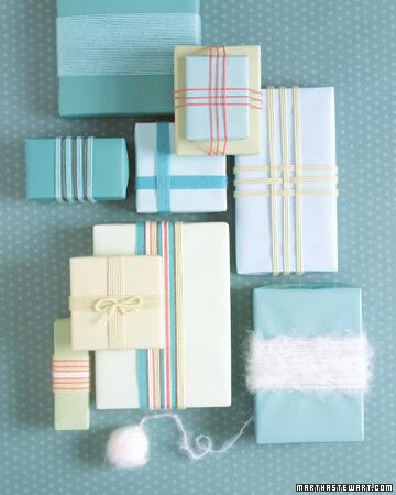 материалы для оформления подарков