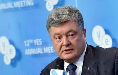 Порошенко: минские соглашения должны быть выполнены в 2015 году