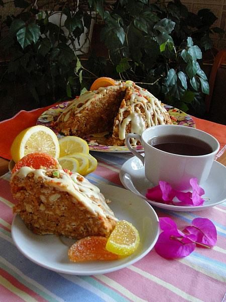 Рецепт торта быстрого приготовления — «Муравейник»