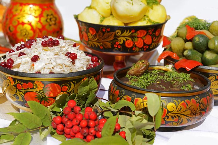 Вкусные блюда для Великого поста