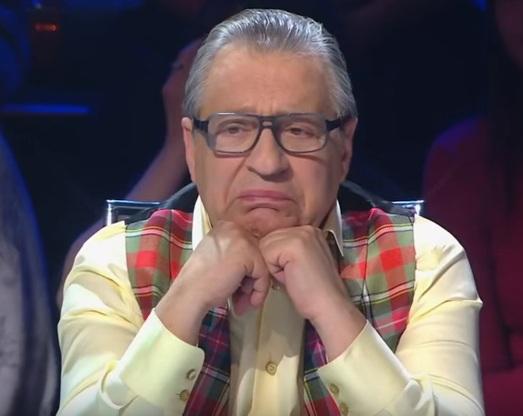 """Дюжев потроллил Хазанова """"Песней акционерам Газпрома"""" : видео"""