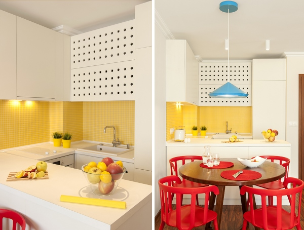 Лучшие варианты дизайна двухкомнатной квартиры 45 кв м