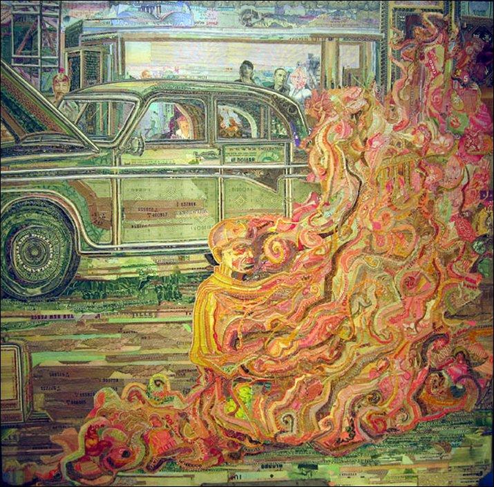 C.K. WILDE.Money art :: NoNaMe
