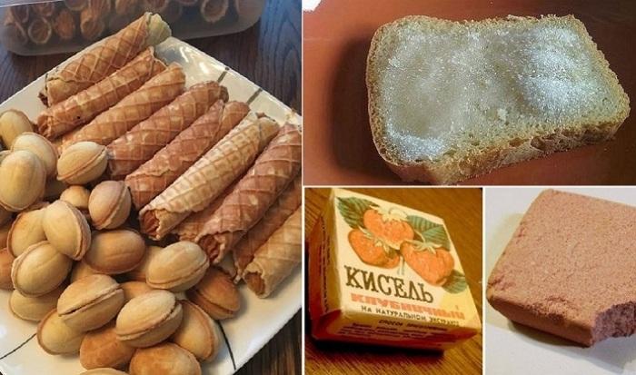 Незабываемые советские сладости