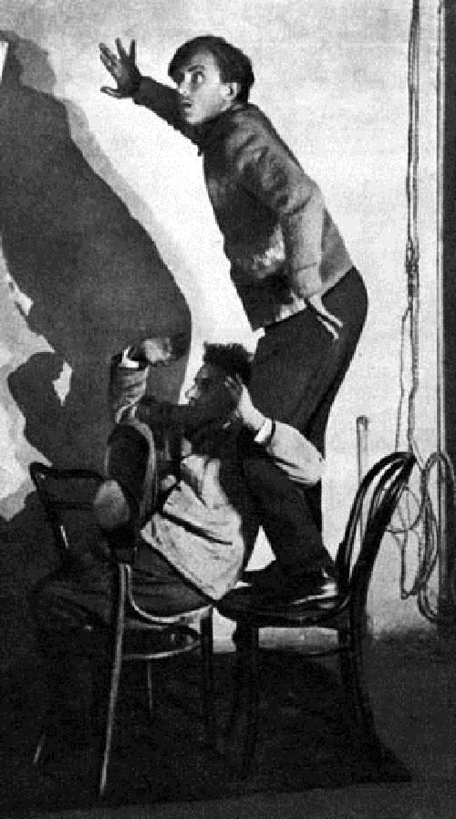 Гарин Эраст Павлович актёр, народный артист СССР, режиссёр