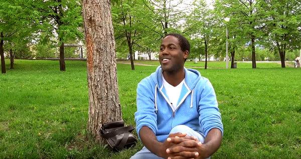 Афроамериканец 7 лет проживш…